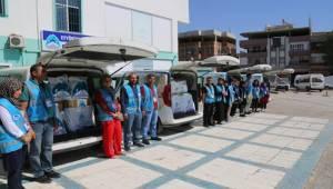 Eyyübiye'de Talepleri Bir Bir Yerine Getiriyor