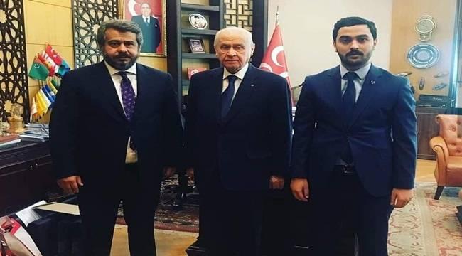 MHP Siverek Başkanından Fatih Bucak Açıklaması