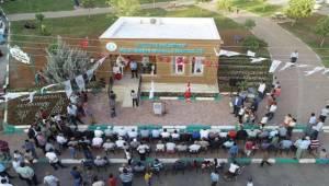 Haliliye'de 13 Mahalleye Muhtar Evi Kazandırıldı