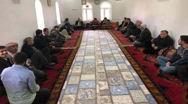 Harran'da Teknik İşbirliği