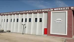 Harran Kültür ve Gençlik Merkezi Açıldı