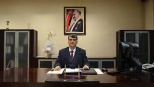 Harran Üniversitesine Tıpçı Rektör