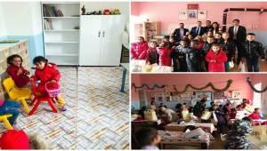 Haydarahmet İlkokulu'nun İhtiyaçları Giderildi