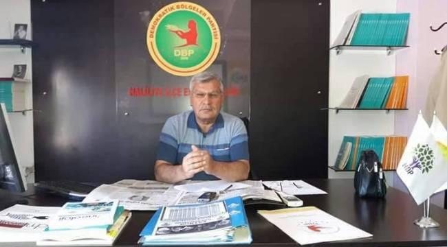 HDP Haliliye Eski İlçe Başkanına Hapis Cezası Verildi