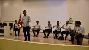 HRÜ Eğitim Fakültesinde Öğretmenler Günü Kutlandı
