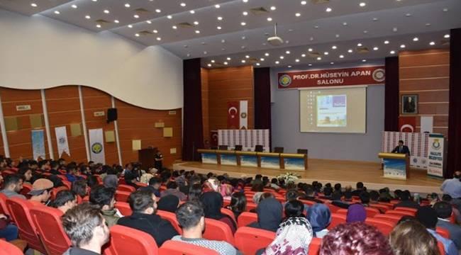 HRÜ Gençlik Ziraat Zirvesine Ev Sahipliği Yaptı