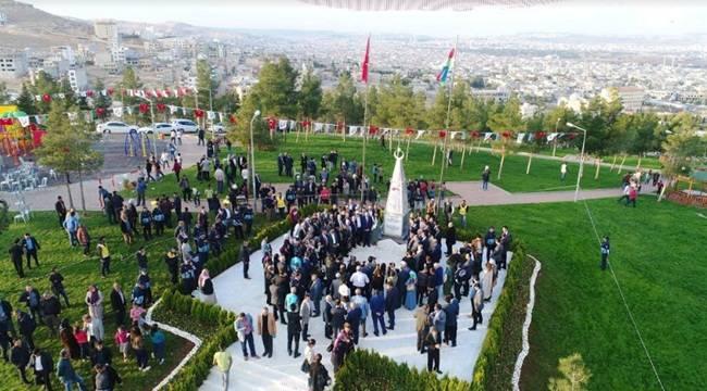 İki Devlet Tek Millet Karabağ Kardeşlik Parkı Açıldı