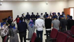 Kapsayıcı Eğitim Kursları Şanlıurfa'da Devam Ediyor