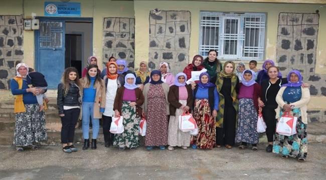 Karaköprülü Kadınlara Eğitim