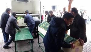 Kavgada Ölenlerin Cenazeleri Ailelerine Teslim Edildi