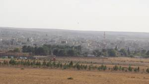 Kobani Net Şekilde Görülür Hale Geldi