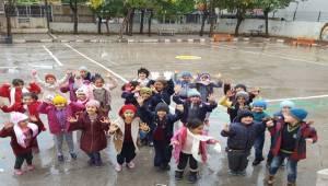 Manavgat'ta Çocuklar ÜşümesinKampanyası Başlatıldı
