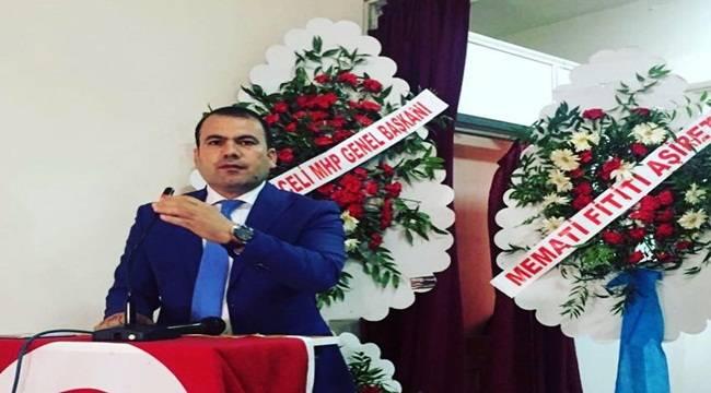MHP Harran İlçe Başkanı İstifa Etti