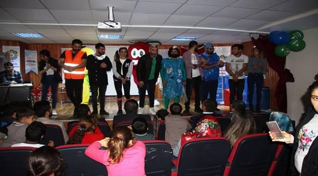 Öğrencilere Çevre Bilinci Tiyatro İle Aşılanıyor