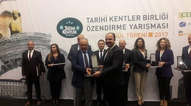 Şanlıurfa Büyükşehir Belediyesinin Projesi Ödüle Layık Görüldü