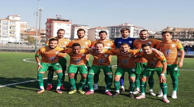 Şanlıurfa Büyükşehir Yeşilyurt Belediyespor'a Yenildi