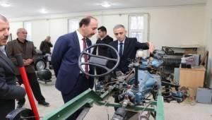 Şanlıurfa'da Küçük Sanayici Gelişime ve Yeniliğe Açık