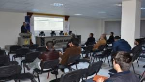 Şanlıurfa'da Sanayicilere Mentörlük Desteği