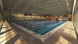 Şanlıurfa'da Tam Olimpik Yüzme Havuzu Yapımına Başlandı