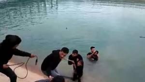Suruç'ta Kanala Düşen 2 Kişi Hayatını Kaybetti
