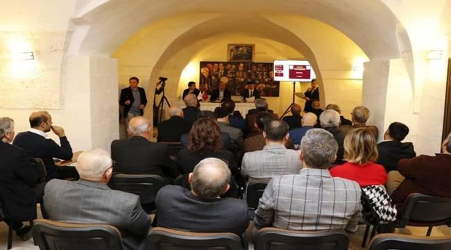Şurkav'ın Yeni Yönetimi Belirlendi