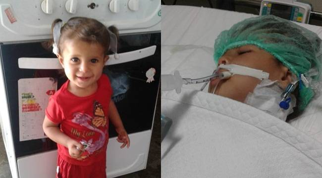 Talihsiz Şekilde Hastanelik Olan Küçük Kız Öldü