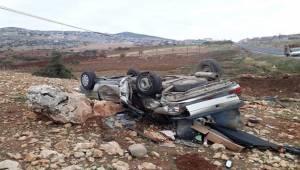 Taziye Yolunda Kaza, 4 Yaralı