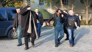 Terör Tehdidi İle Dolandırıcılık Yapan 2 Kişi Tutuklandı