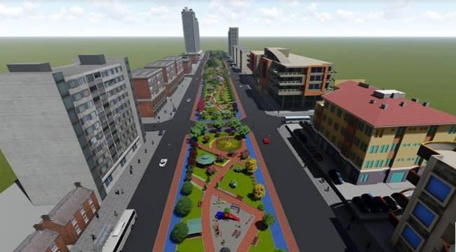 TOKİ Maşuk'a 30 Bin M2'lik Park Yapılıyor