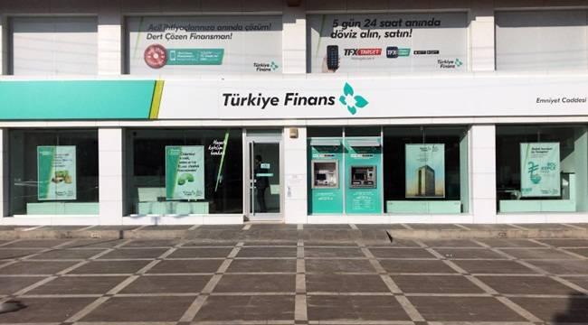 Türkiye Finans'tan Şanlıurfa'ya Yeni Şube
