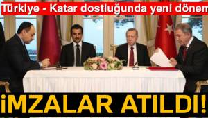 Türkiye ve Katar Dostluğunda Yeni Dönem