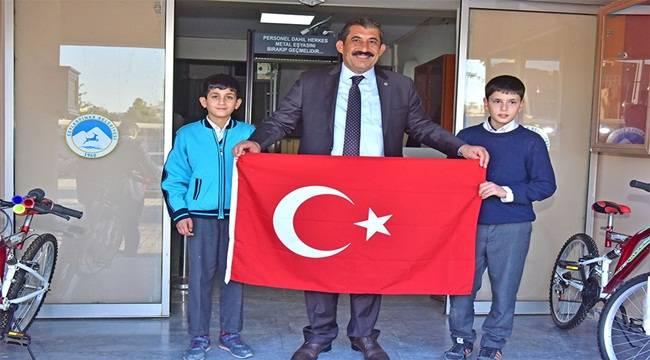 Türkiye'yi Gururlandıran Çocuklar Cumhurbaşkanı Görmek İstiyor