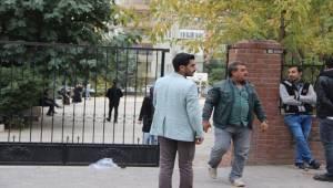 Urfa'da Memur Adayları Sınava Girdi