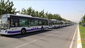Urfa'da Sınav Günü KPSS Adaylarına Ulaşım Ücretsiz