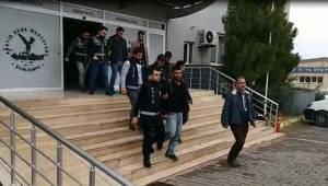 Urfa Şafak Operasyonu 6 Gözaltı