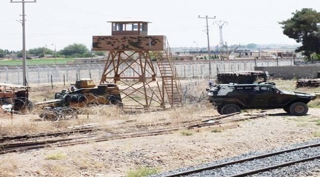Urfa'ya Girmeye Çalışan Terörist Yakalandı