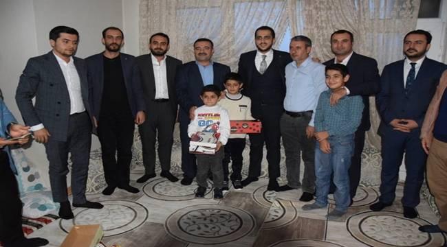 Urfa'mızda Nice Aliler Yetişmeye Devam Edecek