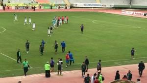 Urfaspor Geriye Düştüğü Maçı Kazandı