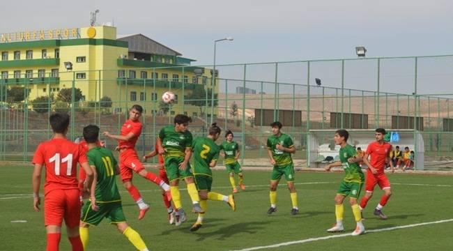 Urfaspor'un 4 Takımıda Berabere Kaldı