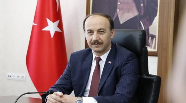 Vali Erin Gençlere Atatürk'ü Hatırlattı
