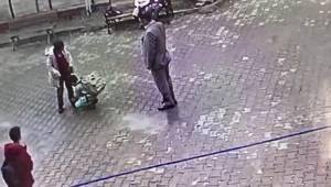 Viranşehir'de Duygulandıran Görüntü