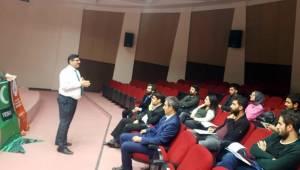 Viranşehir Devlet Hastanesinde TBM Eğitimi Verildi