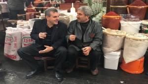 AK Aday Beyazgül Seçim Çalışmalarına Başladı