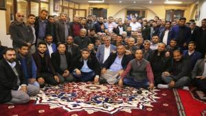 Akçakale Belediye Personelinden Ayhan'a Tam Destek