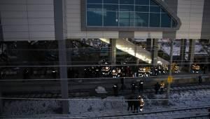 Ankara'da Feci Kaza 43 Yaralı 4 Ölü Var