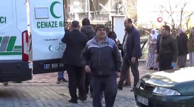 Antep'te Merdivenlerden Düşen Şahıs Hayatını Kaybetti