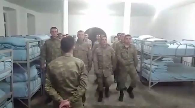 Askerler Fatih Bucak'a Selam Gönderdi