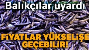 Balık Fiyatları Yükselişe Geçebilir
