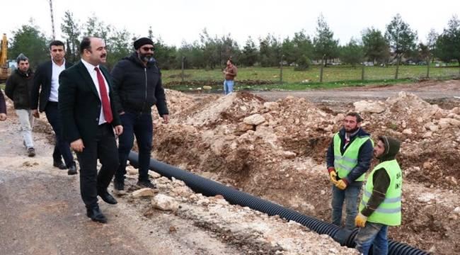Başkan Çiftçi, Bozova'ya Hak Ettiği Hizmetleri Sağladık