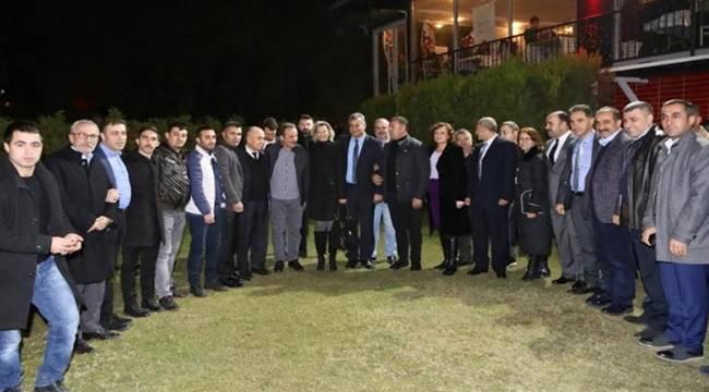 Başkan Çiftçi İzmirdeki Urfalılar İle Buluştu